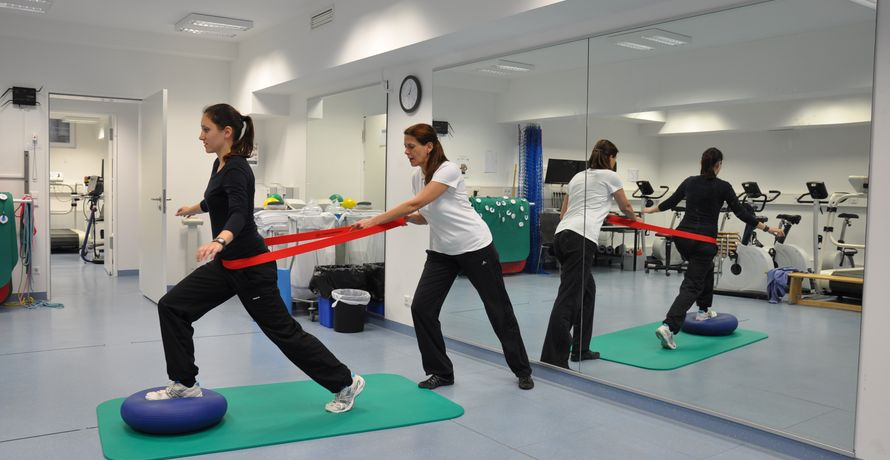 Sporttherapie in der Sportmedizin
